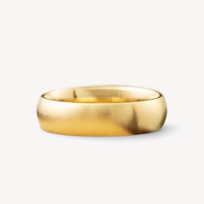 custom gold mens and womens wedding bands
