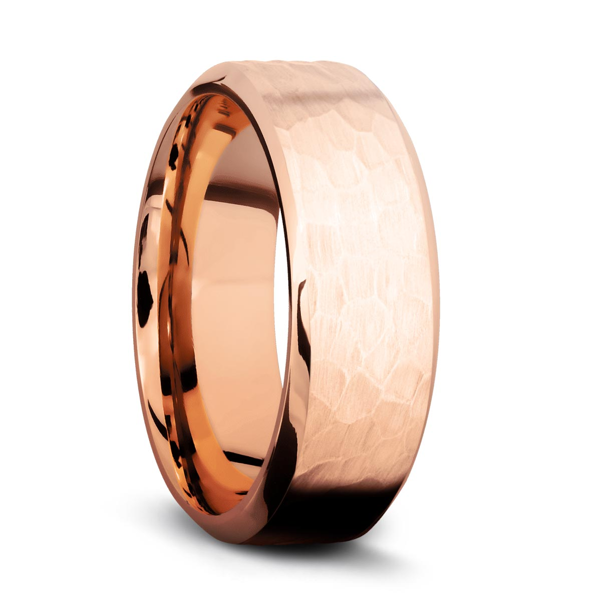 Rose Gold<br>+Custom Finish