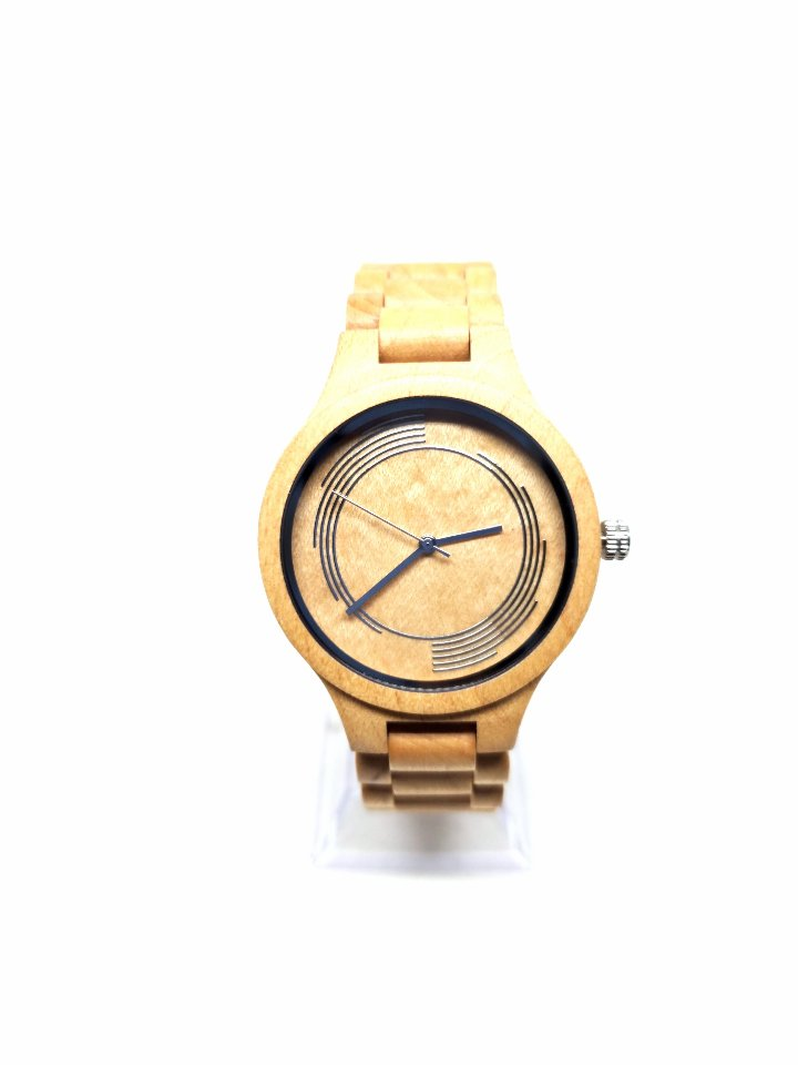 The Jess Wooden Watch