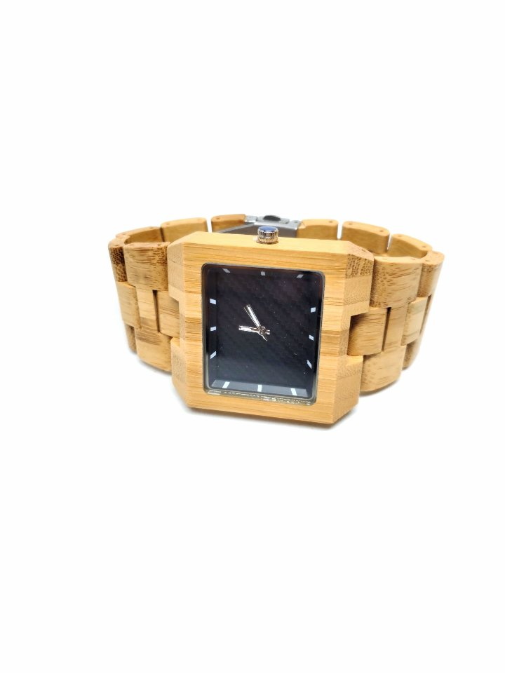 The Wardell All Bamboo Watch