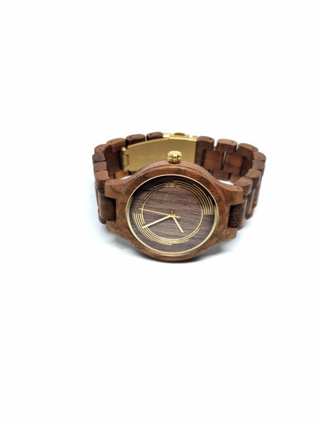 The Nick Wooden Watch