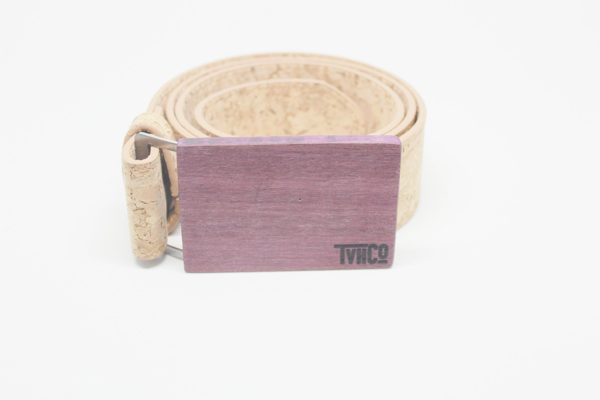 Cork Belt Purple Heart TVHCO