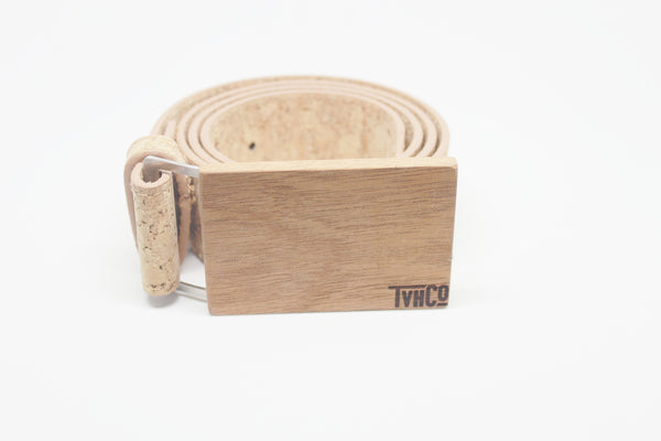 Cork Belt Sapele TVHCO