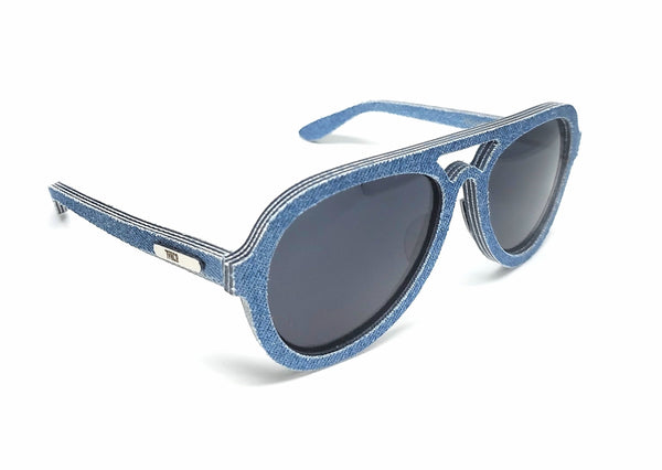 Sunglasses Denim/Acetate The Carter