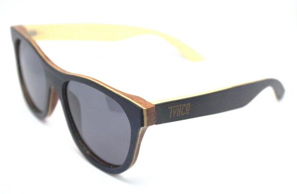Sunglasses Vinyl / Wood Vine
