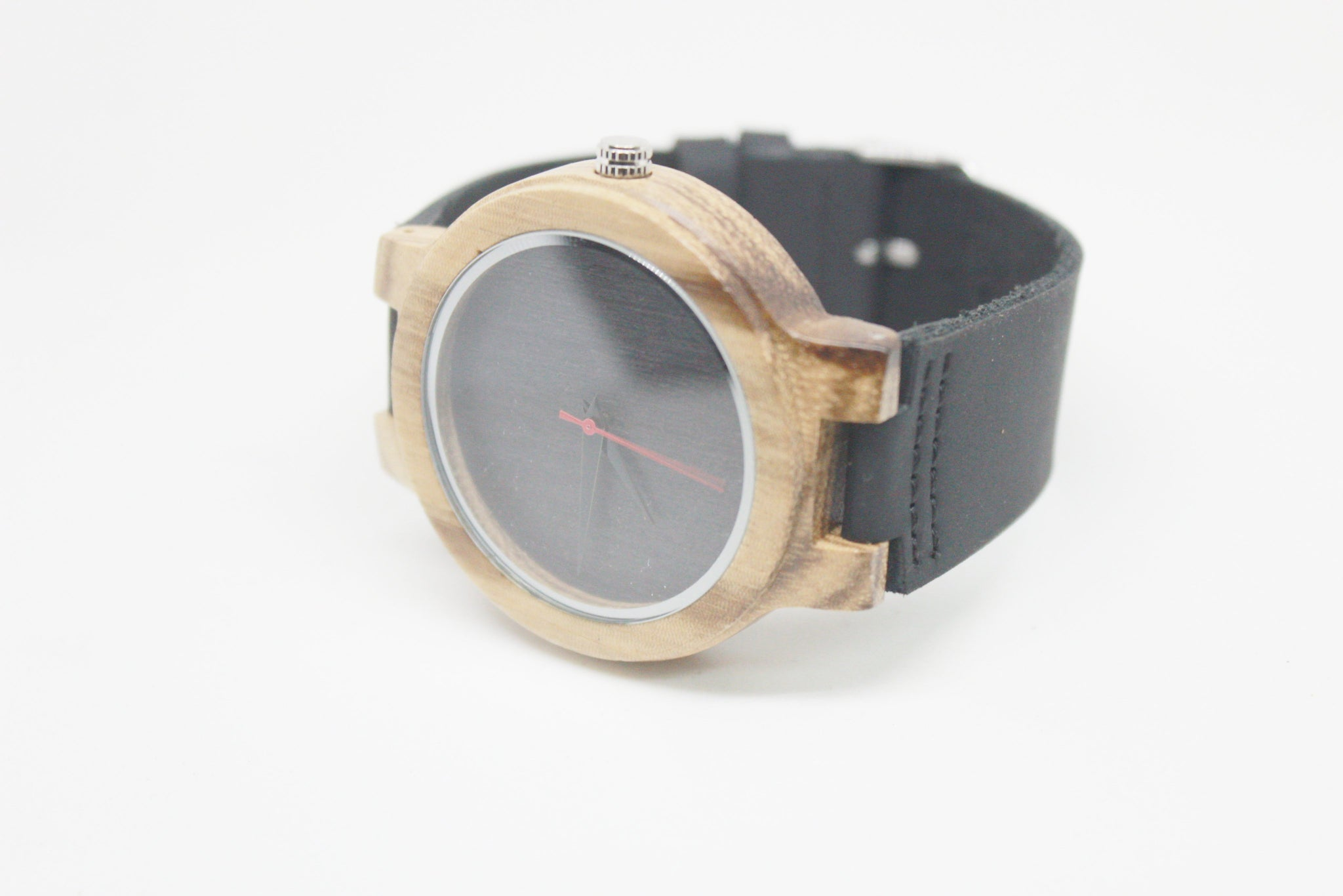 The Jared Wood Round Watch