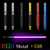 11 Changing Color Lightsaber