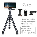 Tripod Stand for Phone/Gopro (with Remote)