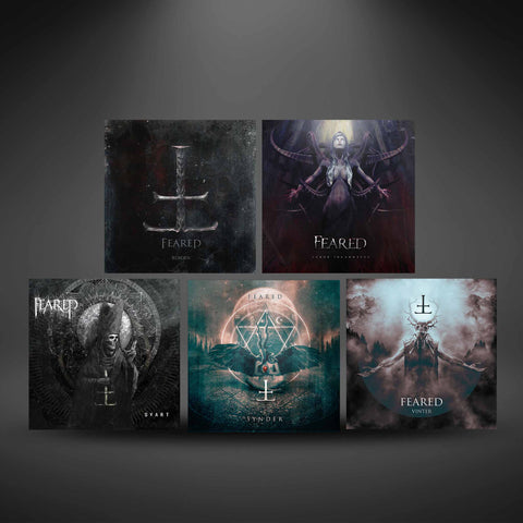 Feared CD bundle