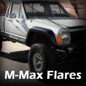 M-Max Fender Flares - Notch Customs