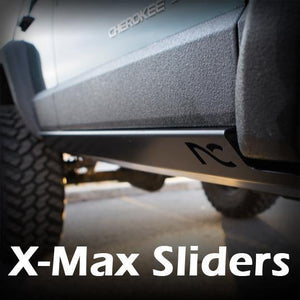 X-Max Sliders - Notch Customs