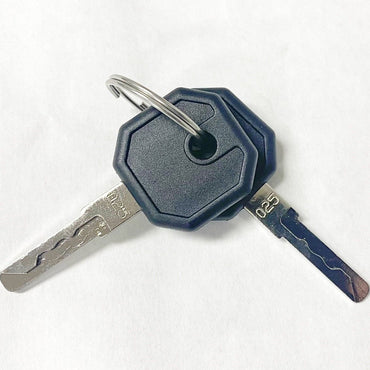 EGR Premium Canopy Replacement Keys - EGR Direct