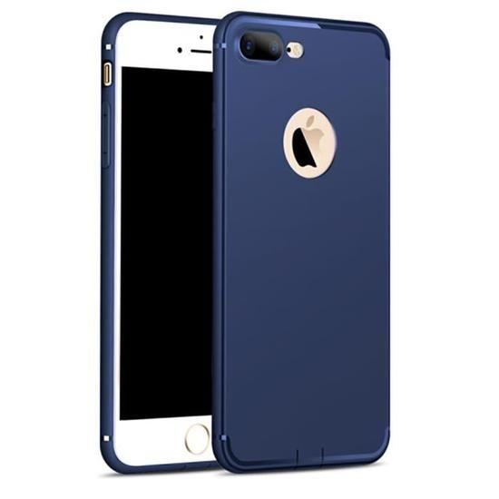 Coque iPhone 7Plus Silicone Mat Antichoc Anti