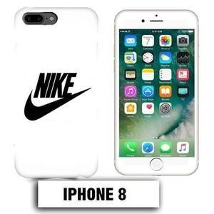 Coque Iphone 8 Nike palmier Miami Logo