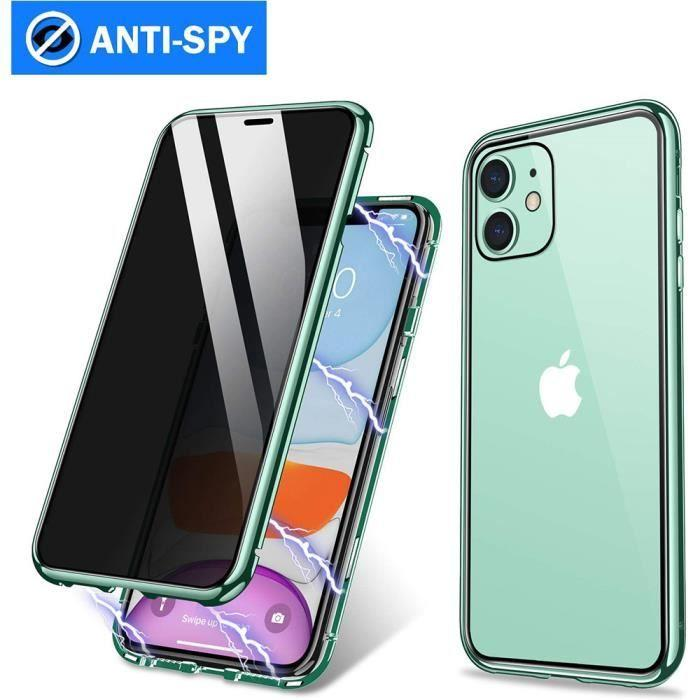 Coque iphone 11 aimant