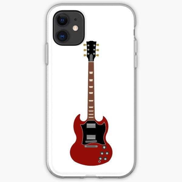 coque iphone 12 gibson sg