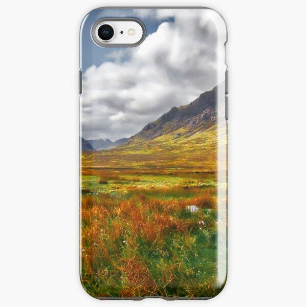 coque iphone 12 scotland landscape