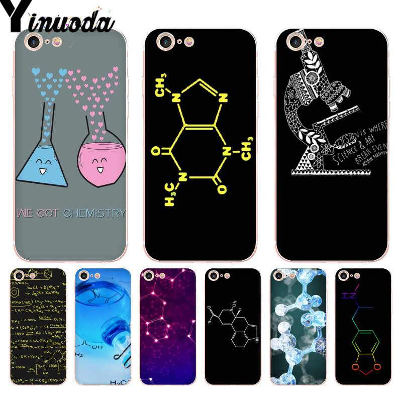 coque iphone 8 chemistry