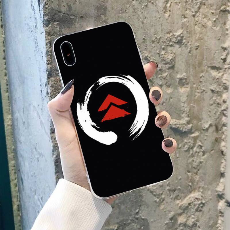 coque iphone 8 ghost of tsushima