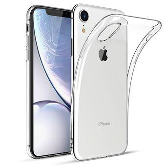 coque transparente iphone xr fine
