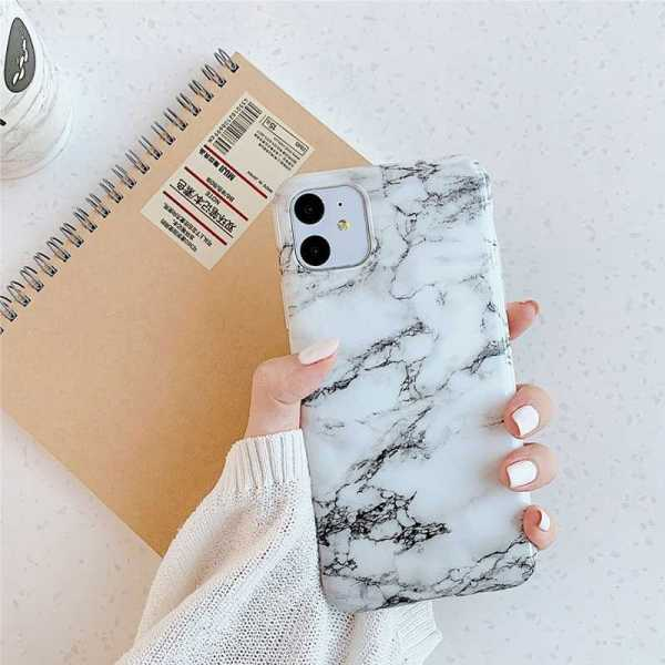 Coque marbre iphone 11