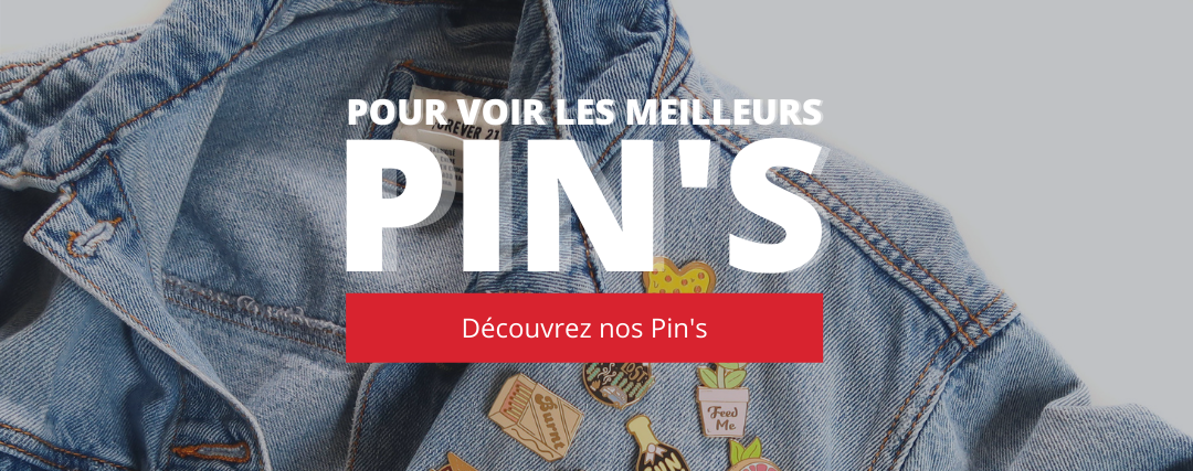 Collection Pin's | Pins-Boutique