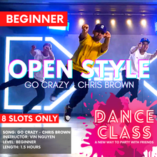Load image into Gallery viewer, Dance Class Party: Open Style Choreography