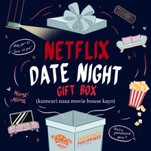 Load image into Gallery viewer, Movie Date Night Gift Box