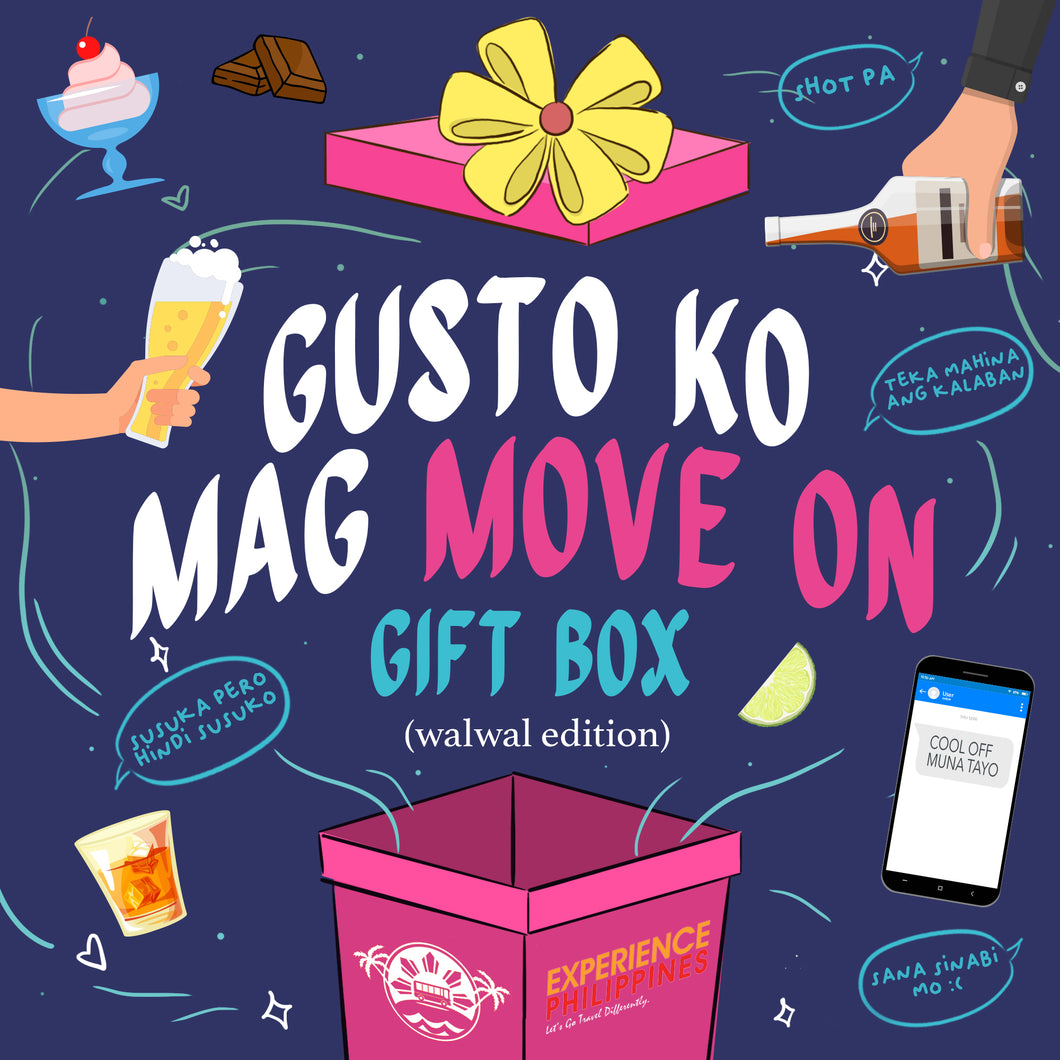 Gusto Ko Mag Move On Gift Box