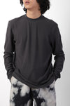 HUEMN Basics fitted mens T-shirt (Charcoal)