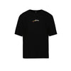 COLD PRESSED ROSE T-shirt (Black)