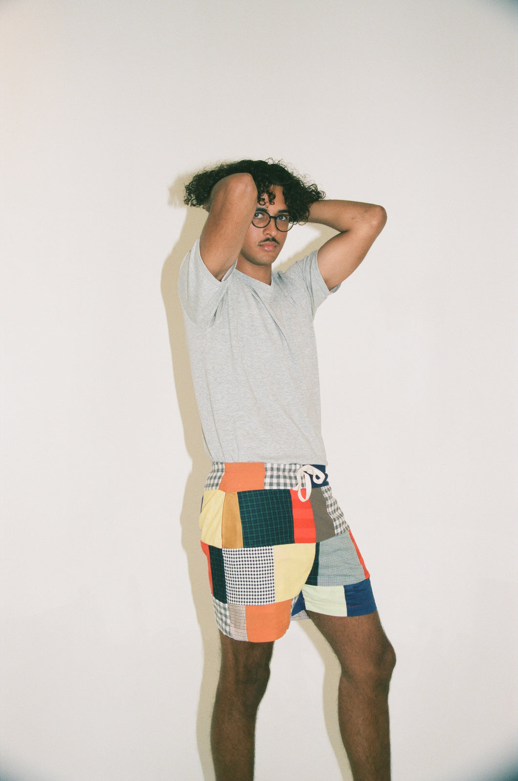 ColorGrid Shorts