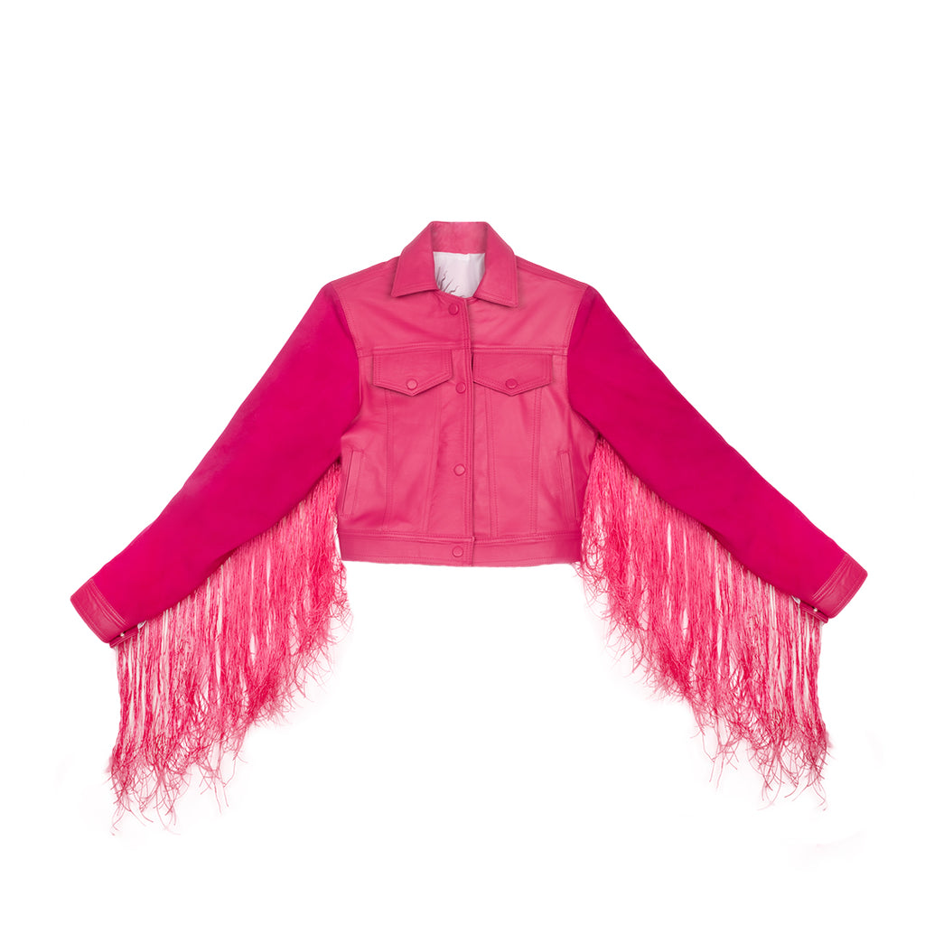 Pink Fortune Jacket