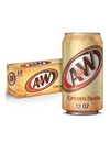 A&W Vanilla Cream Soda