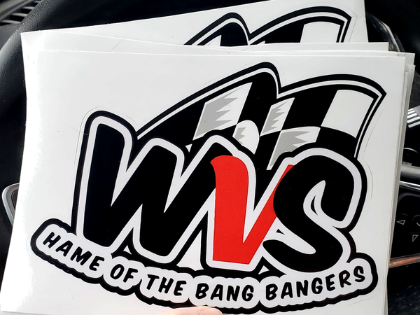 WVS BIG Sticker