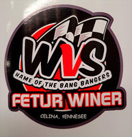 Weaber Valley Feture Winer Stickers