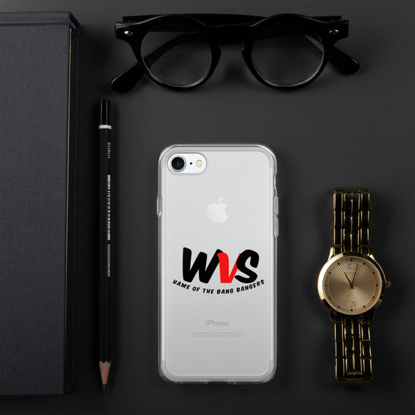 WVS iPhone Case