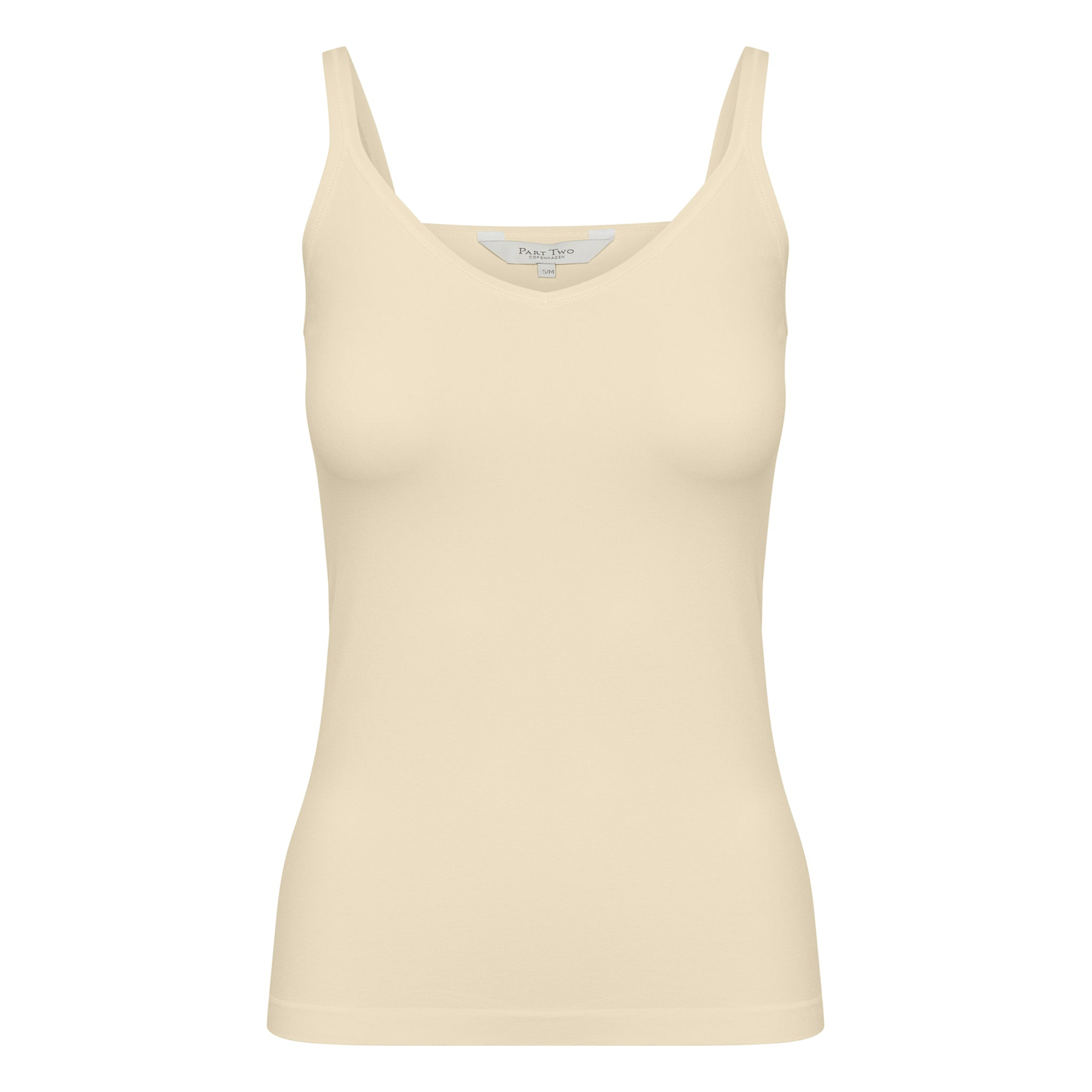 Conker Boutique Part Two Hydda Vest top cream front
