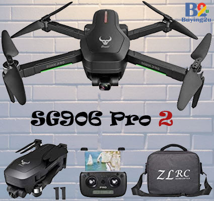 Beast Drone PRO with GPS + 4K Camera