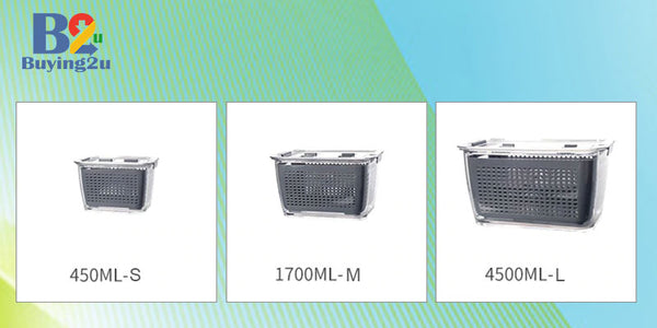 Food Storage Containers - sizes