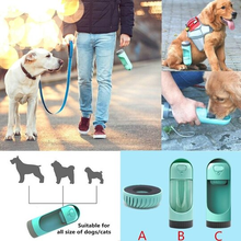 Load image into Gallery viewer, Pet Water Bottle with filter