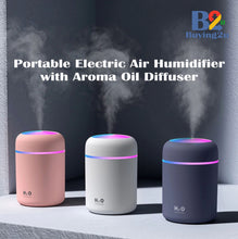 Load image into Gallery viewer, Portable Air Humidifier