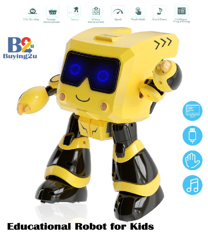 Educational Robot for Kids
