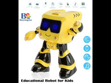 Load and play video in Gallery viewer, Educational Robot for Kids