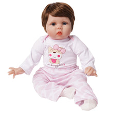 Load image into Gallery viewer, Realistic Baby Born Doll - Jenny