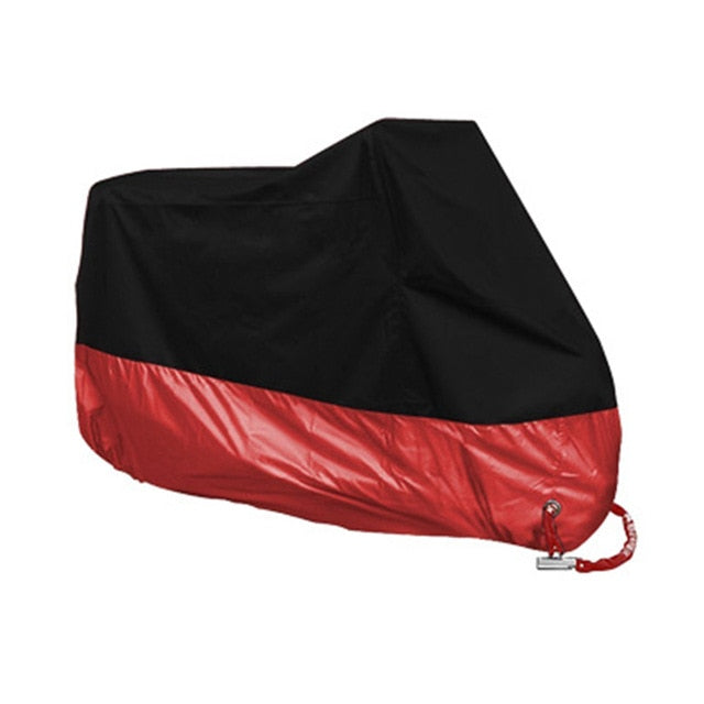 Motorcycle and bicycle cover protector