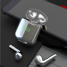 Load image into Gallery viewer, HiFi Stereo Earbuds with wireless charger