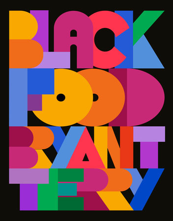 Cover of Black Food: Stories, Art, and Recipes from Across the African Diaspora