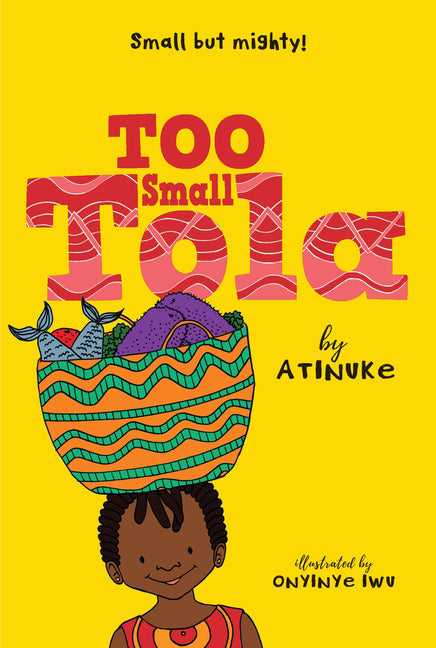 Cover of Too Small Tola