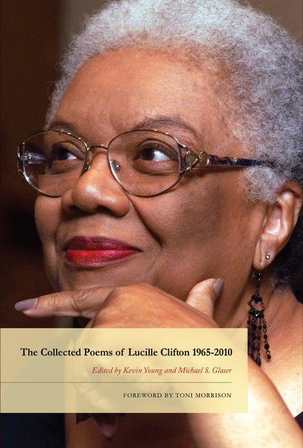 Cover of The Collected Poems of Lucille Clifton 1965-2010